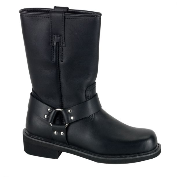 Biker Stiefel HARNESS BOOT*