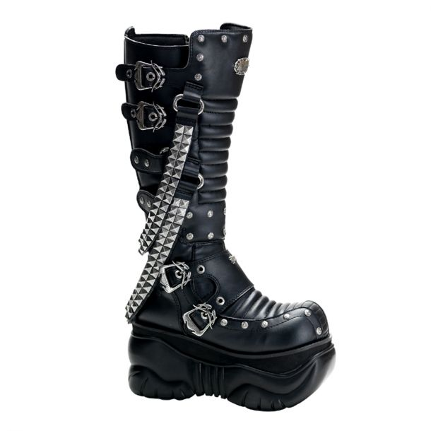 Plateaustiefel BOXER-206