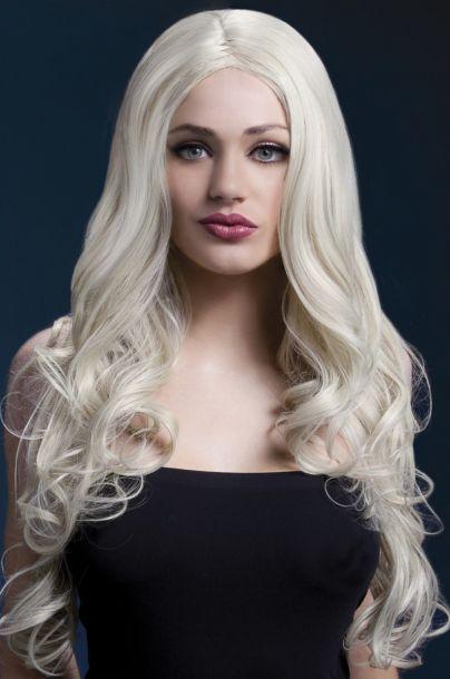 Langhaar Perücke RHIANNE - Blond*
