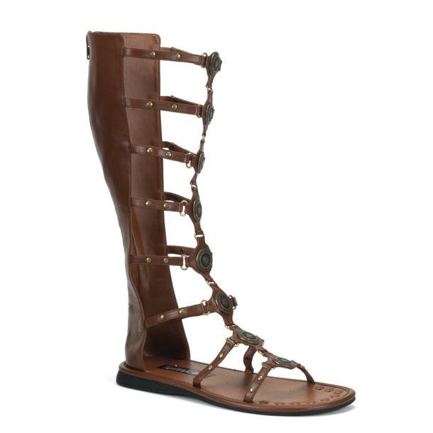 Römer-Sandale ROMAN-15 - Braun