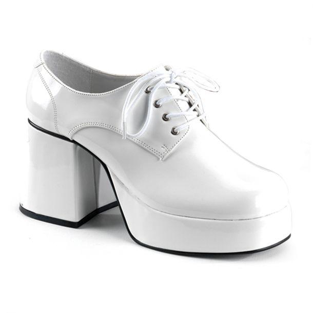 70er Jahre Herren Retro Schuhe | Crazy Heels
