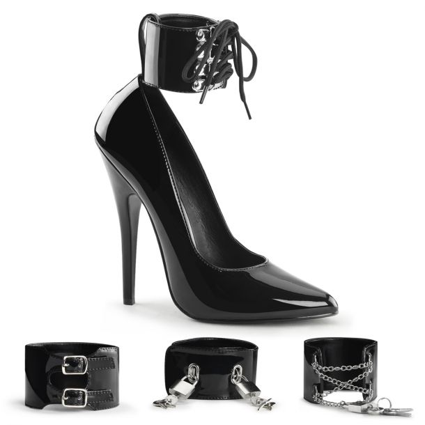 Extrem High Heels DOMINA-434 - Lack*