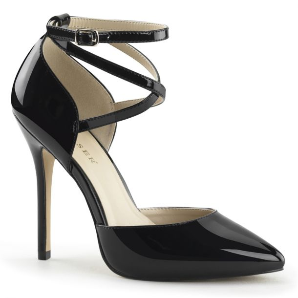 Pumps AMUSE-25 - Lack Schwarz