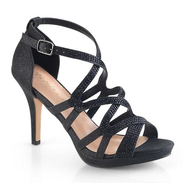 Sandalette DAPHNE-42 - Schwarz*