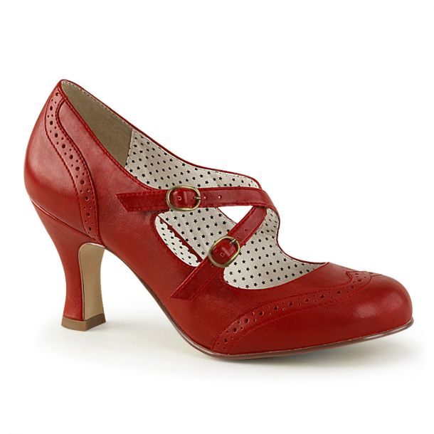 427bc504db4a8a 50er Jahre Damen Retro Schuhe | Crazy-Heels