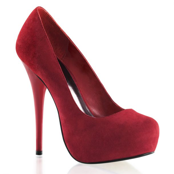 Plateau Pumps GORGEOUS-20 - Rot
