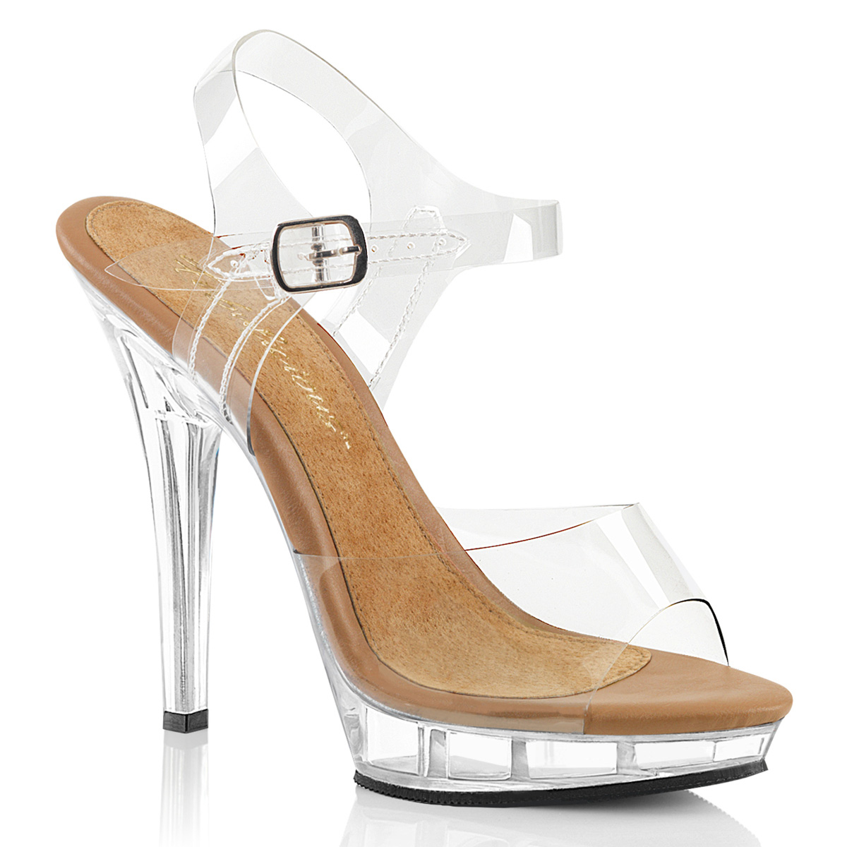 Sandalette LIP LIP Sandalette 108 Klar Tan, Fabulicious fc5065
