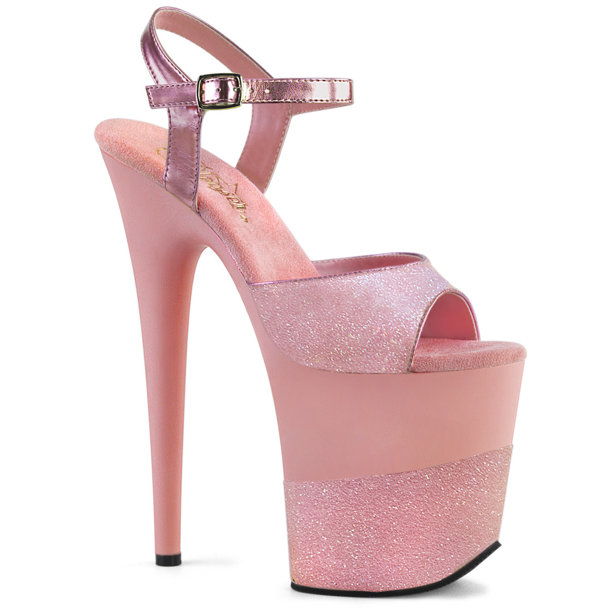 Heels Pink Flamingo Extrem 2g High 809 Baby 6fvgybY7Im
