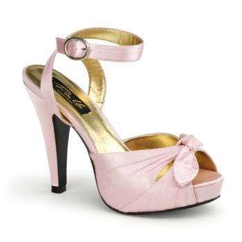 Plateau Sandalette BETTIE-04 - Baby Pink