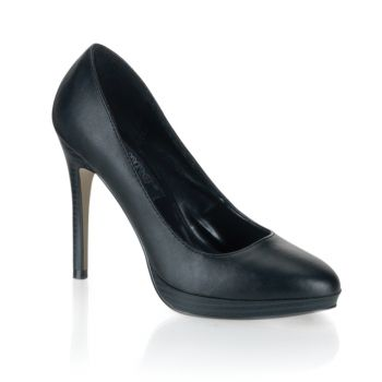 Pumps BLISS-30 - PU Schwarz