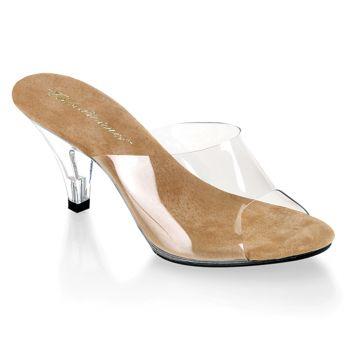 Sandalette BELLE-301 - Klar/Tan