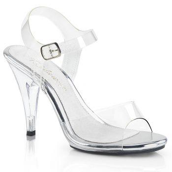 Sandalette CARESS-408 - Klar/Weiß