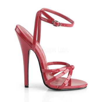 extrem high heels domina 108 rot pleaser. Black Bedroom Furniture Sets. Home Design Ideas