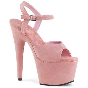 Plateau High Heels ADORE-709FS - Baby Pink