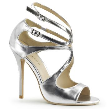 Pumps AMUSE-15 - Silber metallic