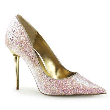 Stiletto Pumps APPEAL-20G - Glitter Rosé