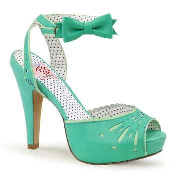Peeptoe Sandalette BETTIE-01 - Mint