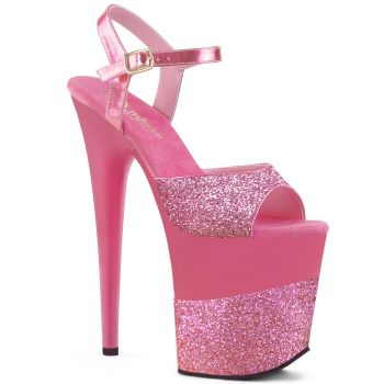Extrem High Heels FLAMINGO-809-2G - Pink