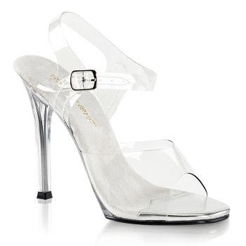 Sandalette GALA-08 - Klar/Klar*
