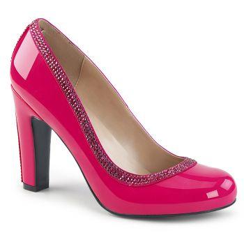 Pumps QUEEN-04 - Hot Pink