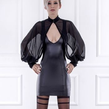 Tanktop Wetlook Minikleid ROXY