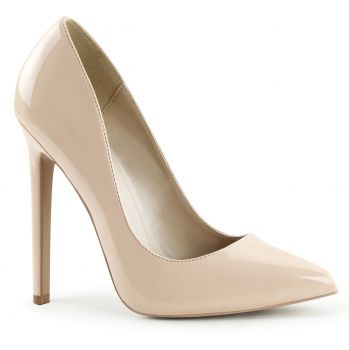 e3dc22f9f5ed6 Stiletto High Heels SEXY-20 - Lack Nude