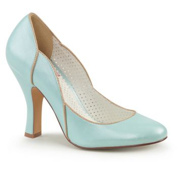 Retro Pumps SMITTEN-04 - Hellblau